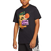 Nike Sportswear Boys' Basket Ball Street T-Shirt