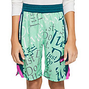 Nike Boys' Elite Printed Basketball Shorts