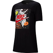 Nike Boys' Sportswear Multi Sport Graphic T-Shirt