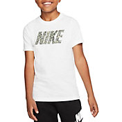 Nike Boys' Sportswear Short Sleeve T-Shirt