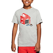 Nike Sportswear Boys' Shoe Doghouse T-Shirt