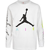 Jordan Boys' Long Sleeve Graphic T-Shirt
