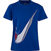Nike Little Boys' Swoosh Graphic T-Shirt