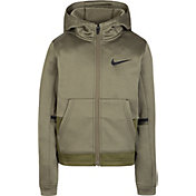 Nike Little Boys' Therma Fleece Full Zip Hoodie