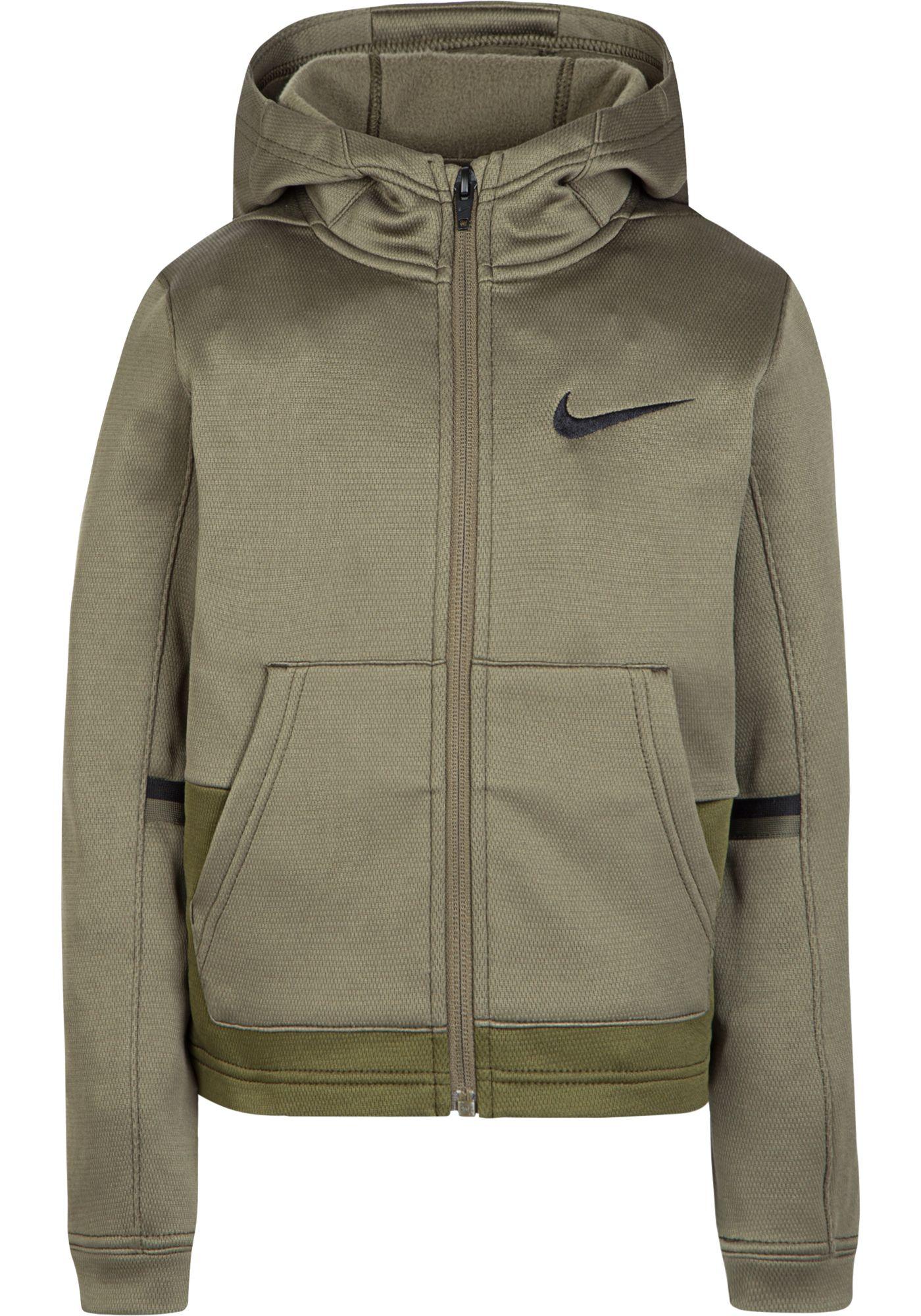 Nike Little Boys' Therma Fleece Full Zip Hoodie