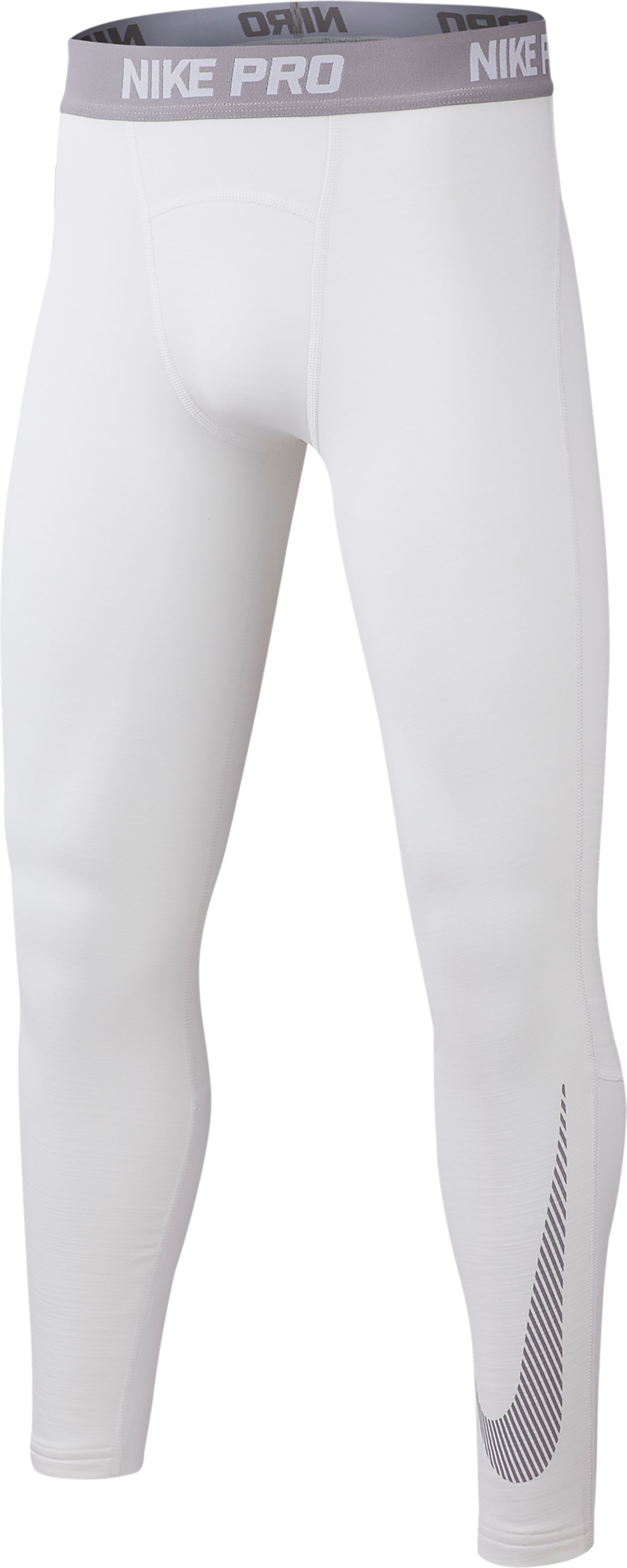 Nike Boys' Dri-FIT Therma Graphic Tights
