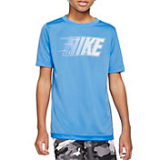 Nike Boys' Trophy GFX Training T-Shirt