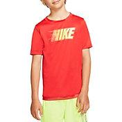 Nike Boys' Trophy GFX Training T-Shirt