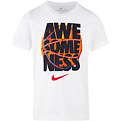 Nike Little Boys' Awesomeness Graphic Basketball T-Shirt