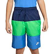 Nike Boy's Woven Block Shorts