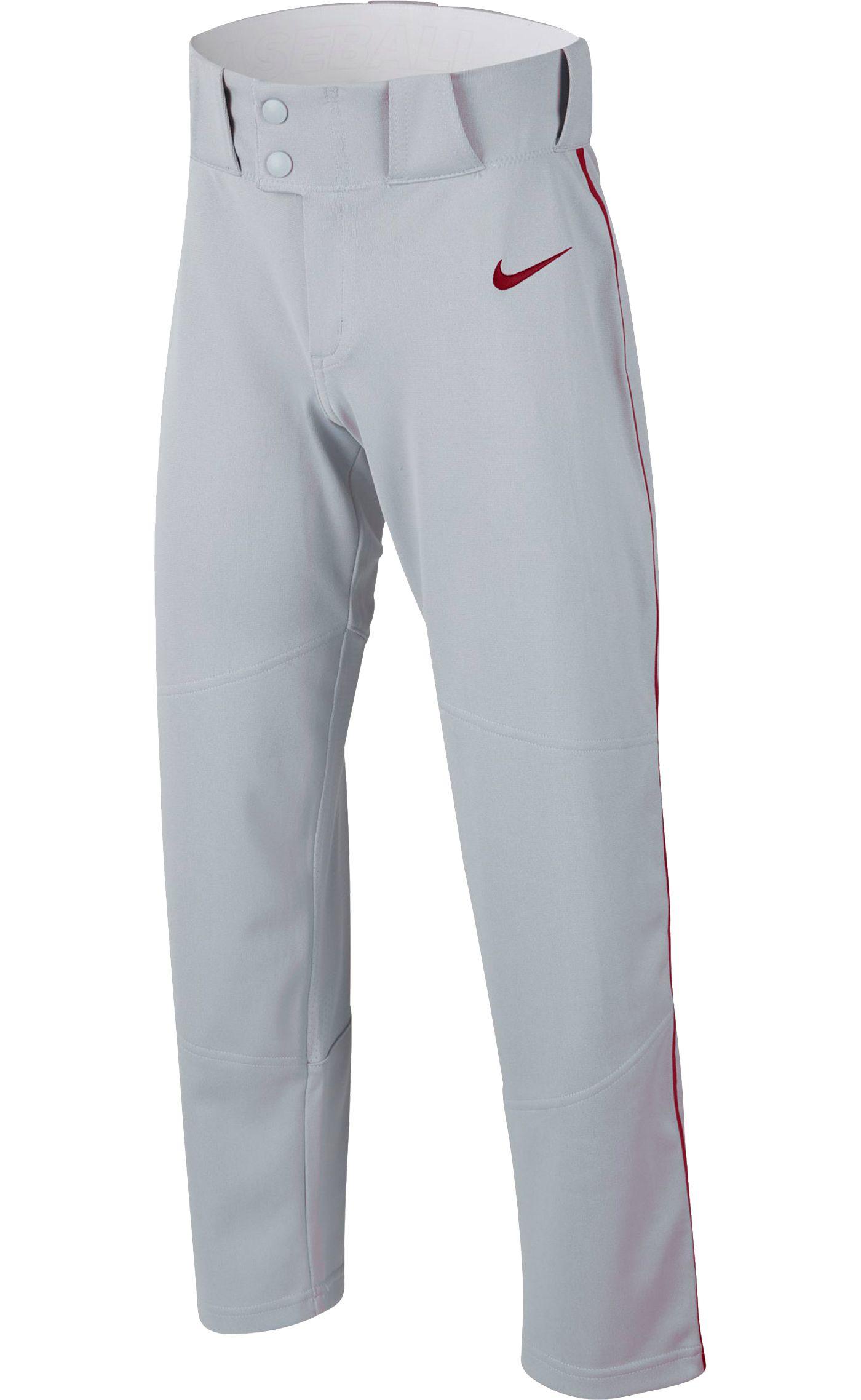 Nike Boys' Vapor Select Piped Baseball Pants