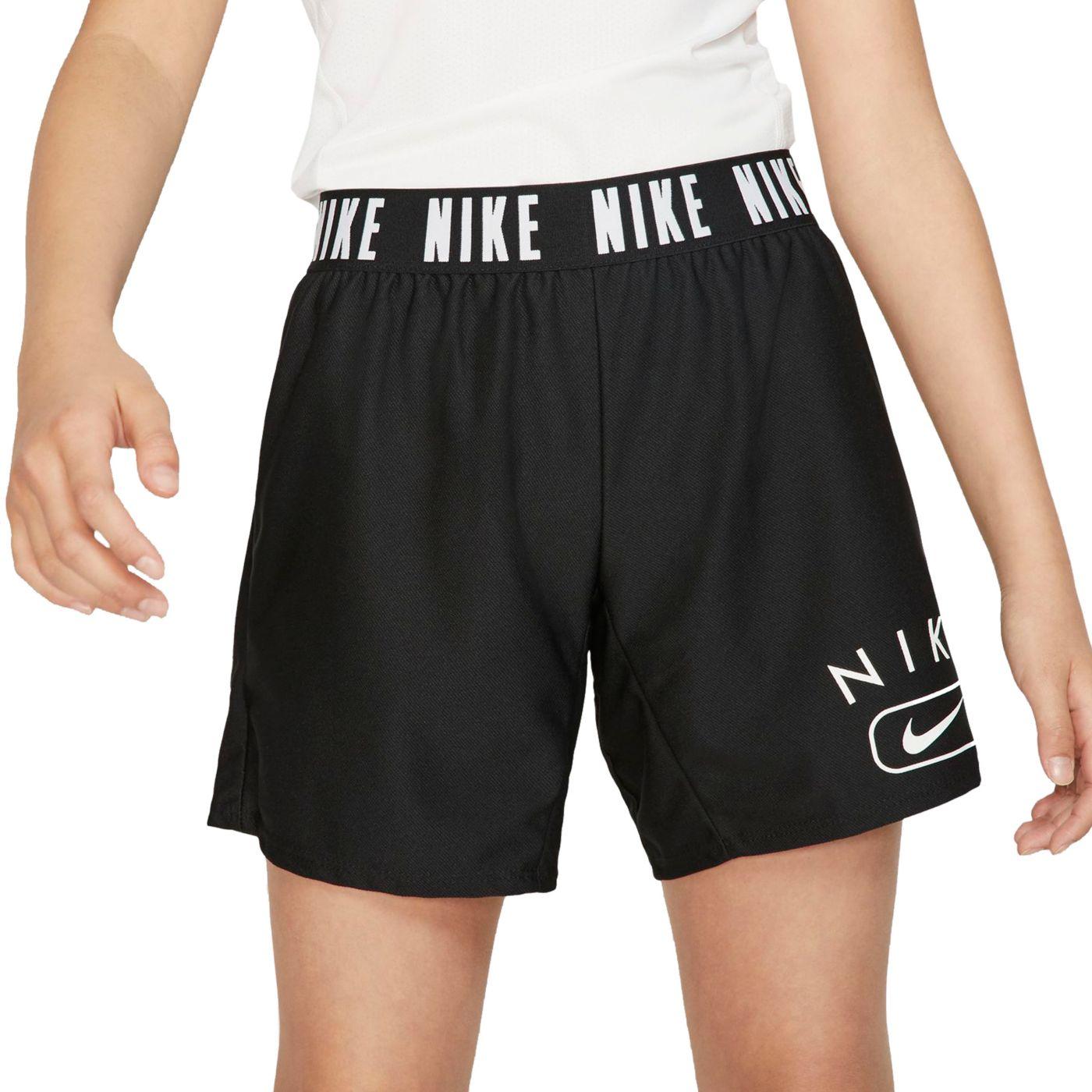 Nike Girls' Dri-FIT Trophy 6'' Training Shorts