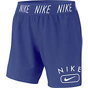 Nike Girls' Dri-FIT Trophy 6'' Training Shorts