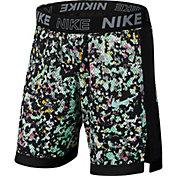 Nike Girls' Mesh 8'' Training Shorts