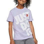 Nike Girls' Sportswear Boyfriend JDI Graphic T-Shirt