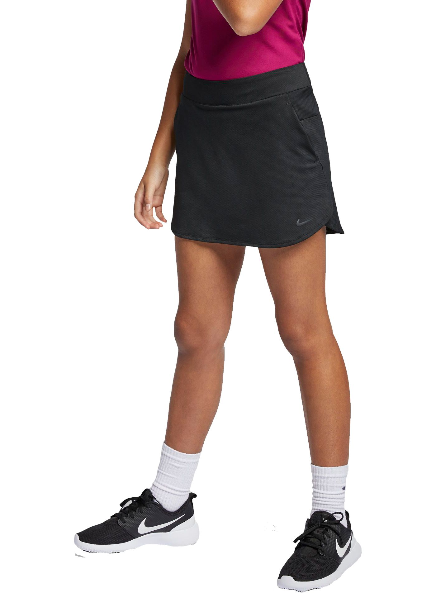 Nike Girls' Dri-FIT Golf Skort