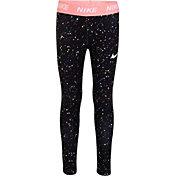 Nike Little Girls' Dri-FIT Printed Leggings