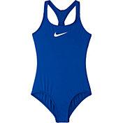 Nike Girls' Essential Racerback One Piece Swimsuit