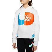Nike Girls' Sportswear Fleece Hoodie