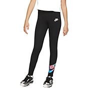 Nike Girls' Sportswear Favorites Femme Leggings