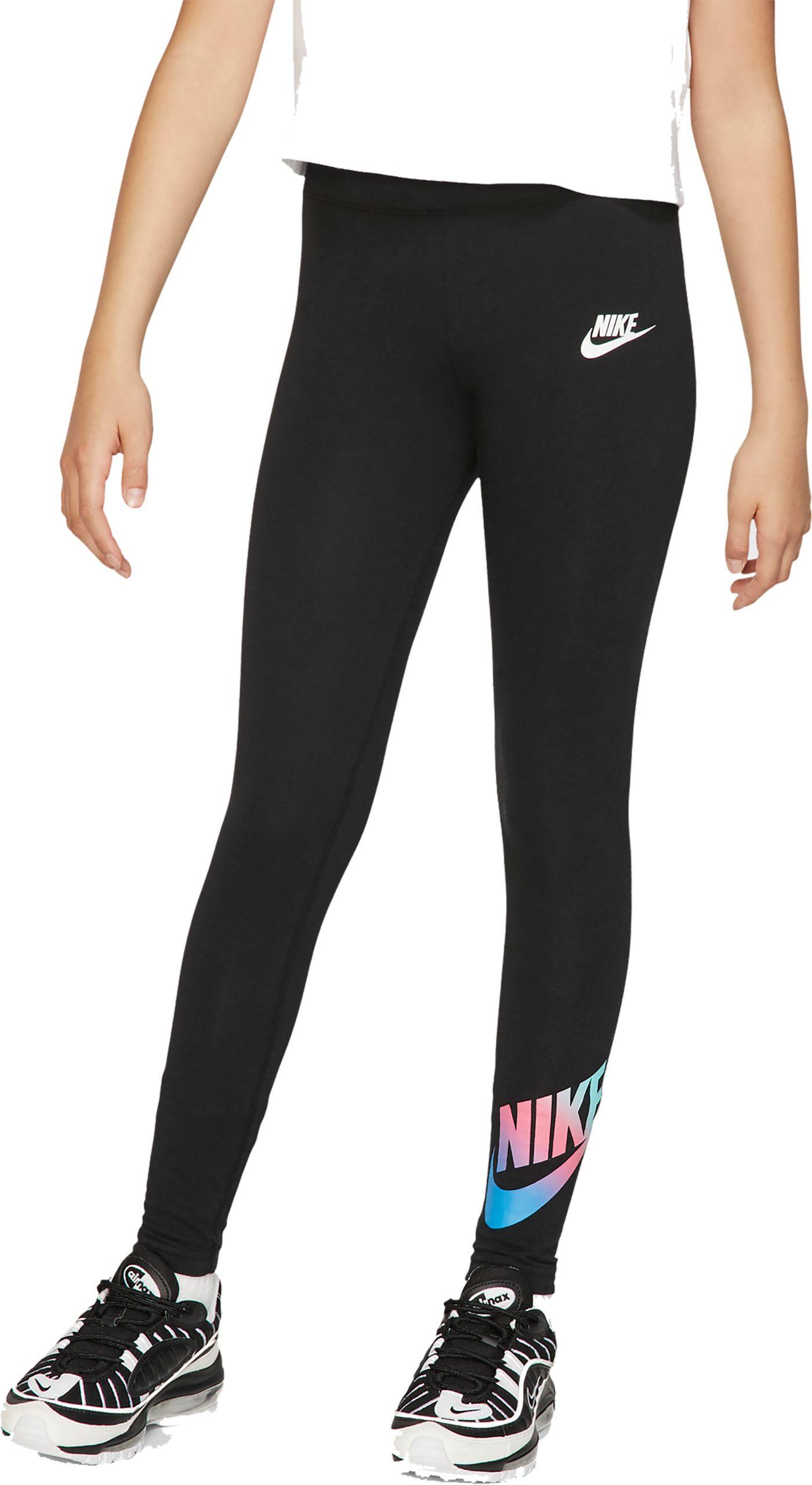 Nike Girls' Sportswear Favorites Femme Leggings