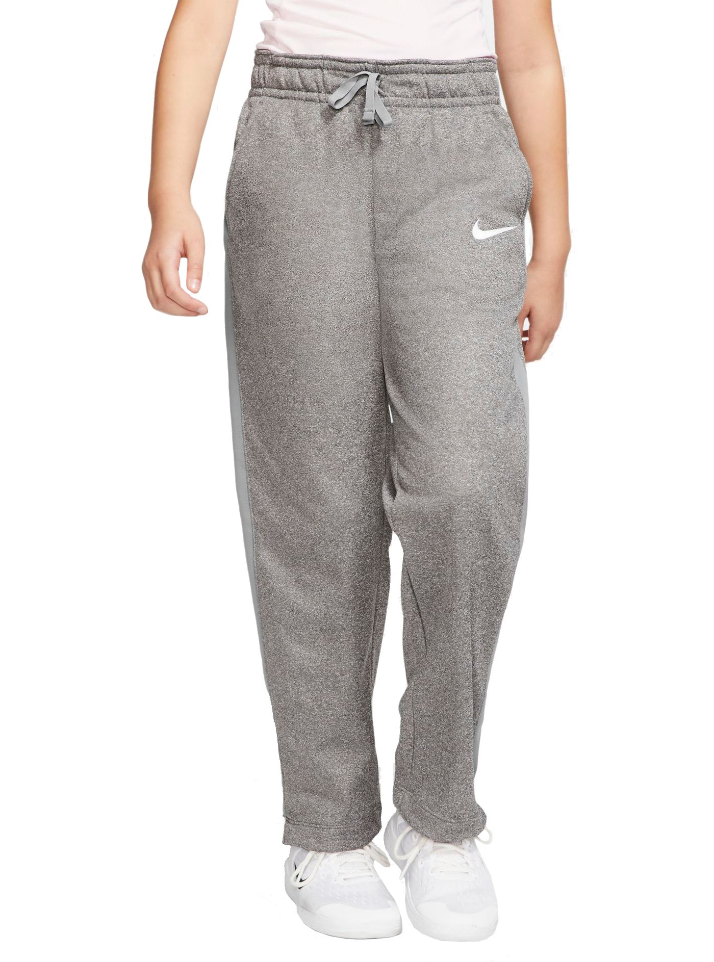 Nike Girls' Dri-FIT Therma Open Hem Pants