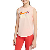 Nike Girls' Sportswear Athlete Tank Top