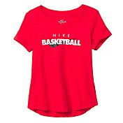 Nike Girls' Sportswear Basketball T-Shirt