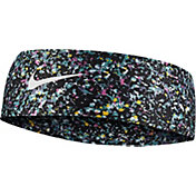 Nike Girls' Printed Fury Headband
