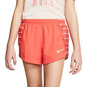 Nike Girls' Sprinter Side Stripe Running Shorts