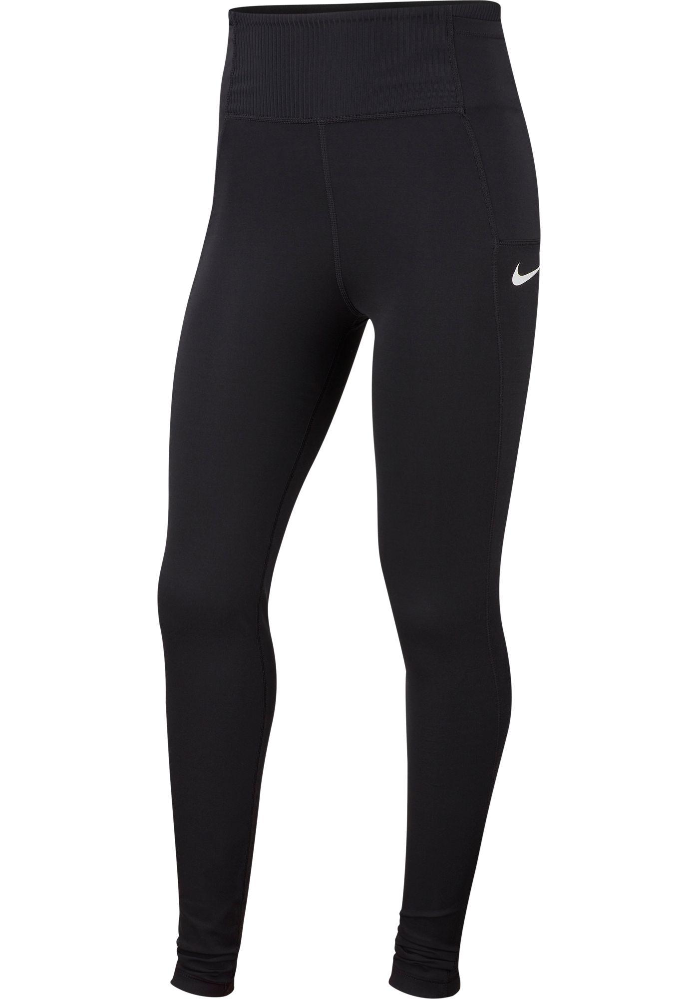 Nike Girls' High Waist Training Tights