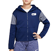 Nike Girls' Therma Full-Zip Hoodie