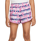 Nike Girls' Print Tempo Shorts