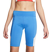 Nike Girls' Trophy 9'' Bike Shorts