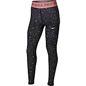 Nike Pro Girl's Dri-FIT Starry Tights
