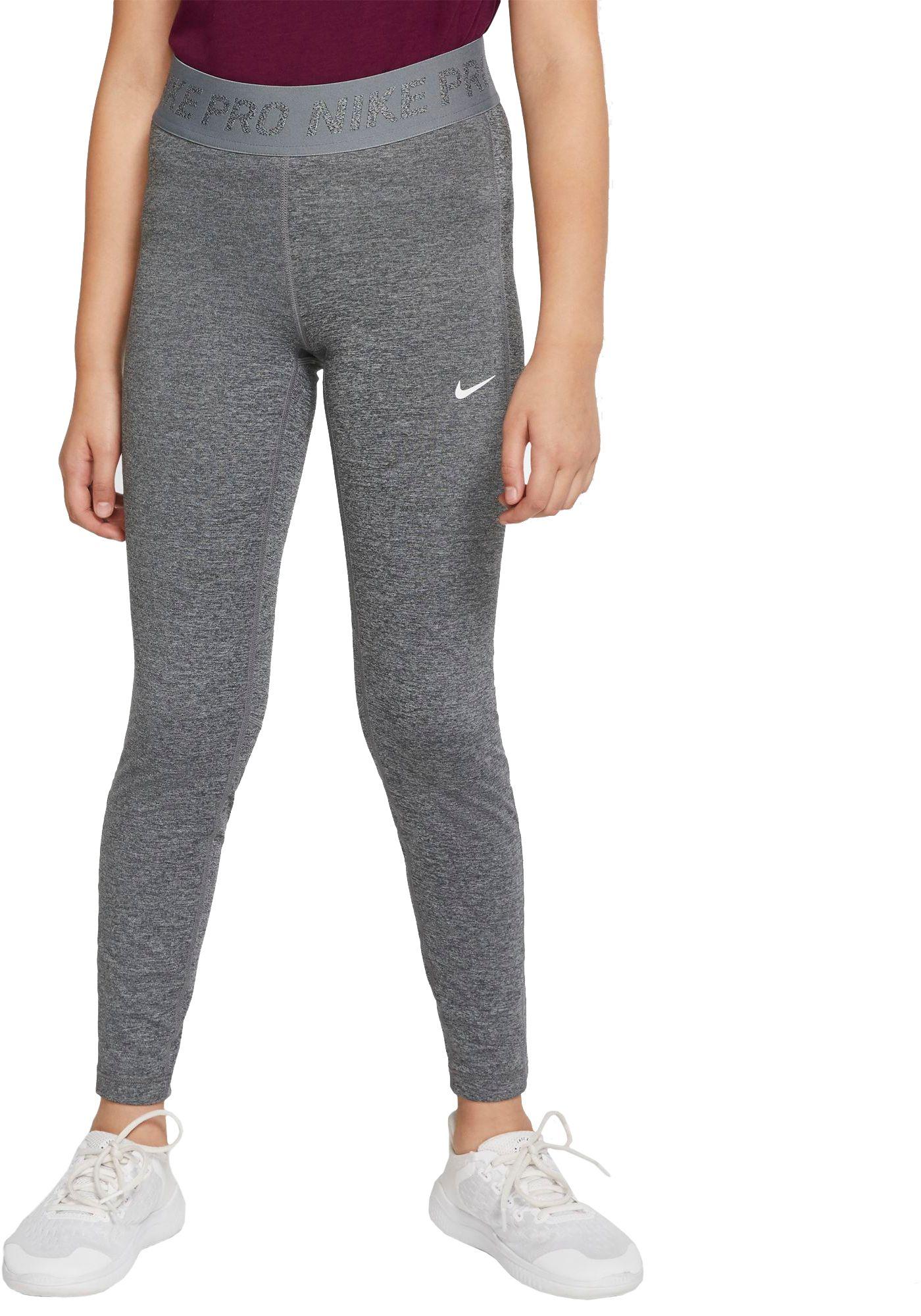 Nike Girls' Pro Warm Tights