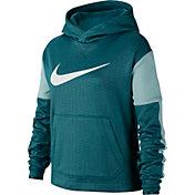 Nike Girls' Exclusive Therma Training Hoodie