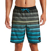 Nike Men's 6:1 Stripe Breaker Volley Swim Trunks
