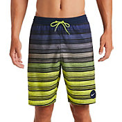 Nike Men's 6:1 Stripe Breaker Volley Swim Trunks