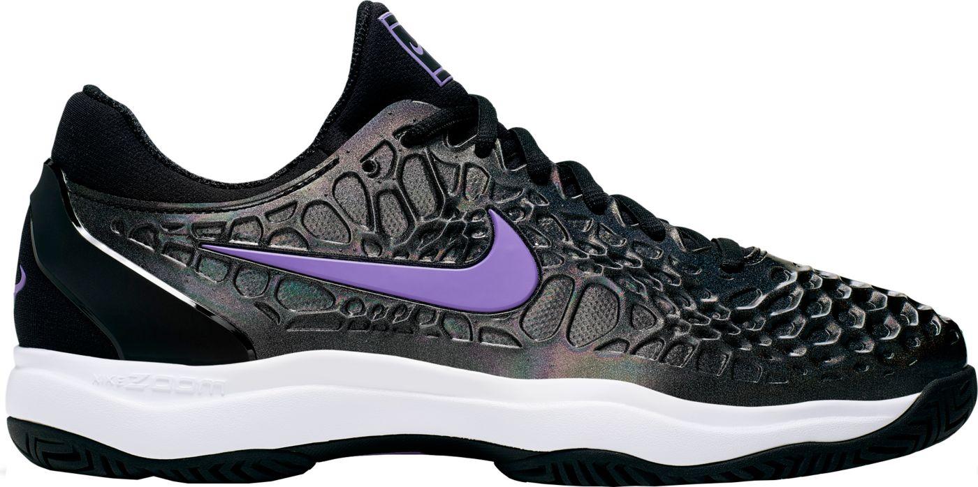 Nike Men's NikeCourt Zoom Cage 3 Tennis Shoes