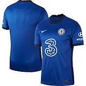 Nike Men's Chelsea FC '20 Breathe Stadium Home Replica Jersey