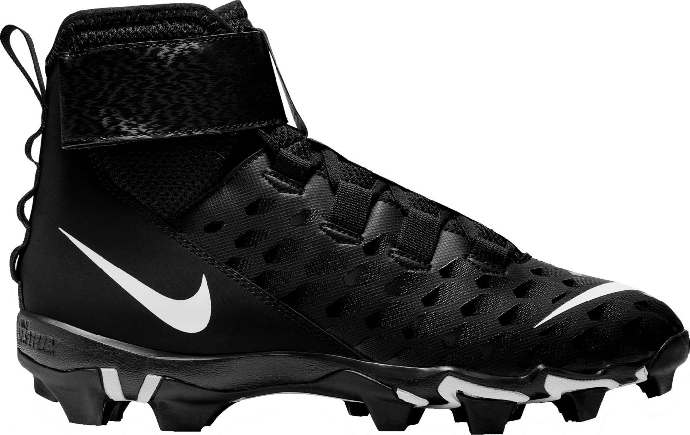 Nike Men's Force Savage Shark 2 Mid Football Cleats