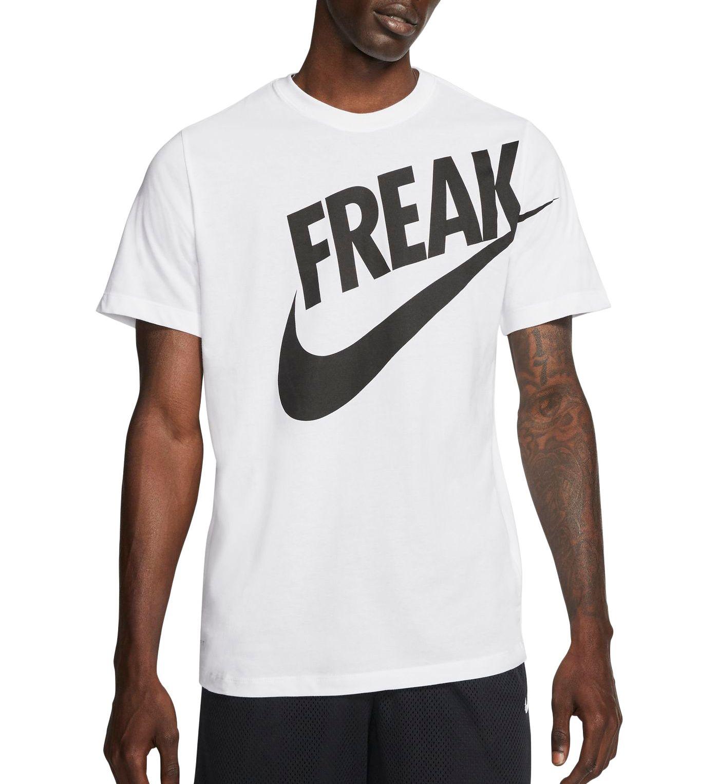 Nike Men's Dri-FIT Giannis Freak Graphic Basketball T-Shirt