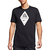 Nike Men's Dri-FIT Giannis Logo Graphic Basketball T-Shirt