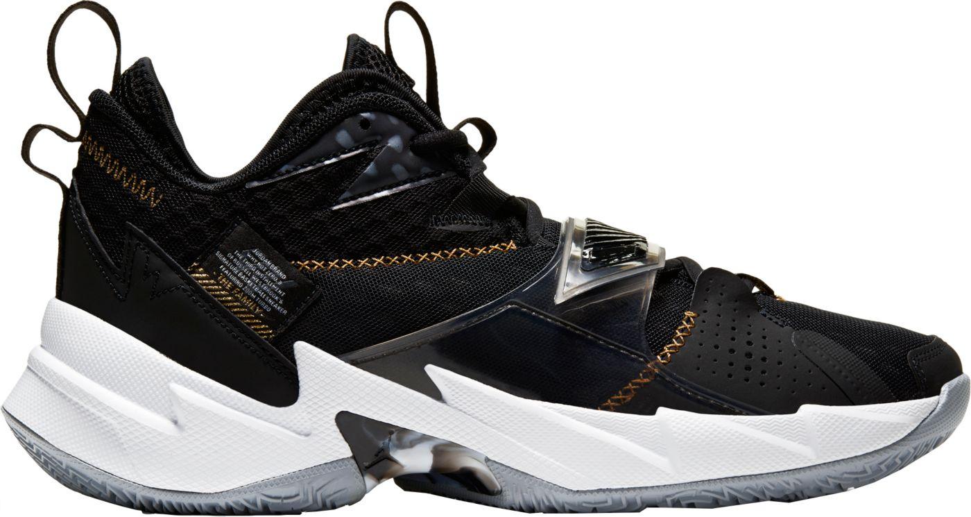 Jordan Why Not Zer0.3 Basketball Shoes