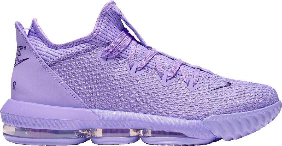 pretty nice 9e274 dc8d8 Nike LeBron 16 Low Basketball Shoes