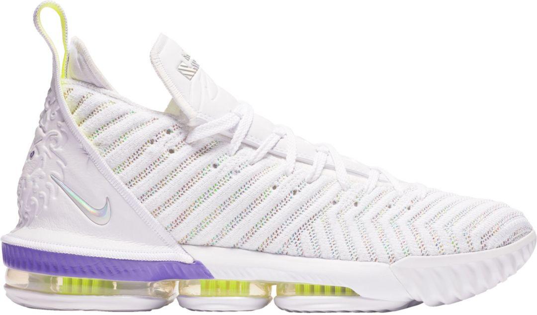 new concept e6b8b 6fc43 Nike LeBron 16 Basketball Shoes