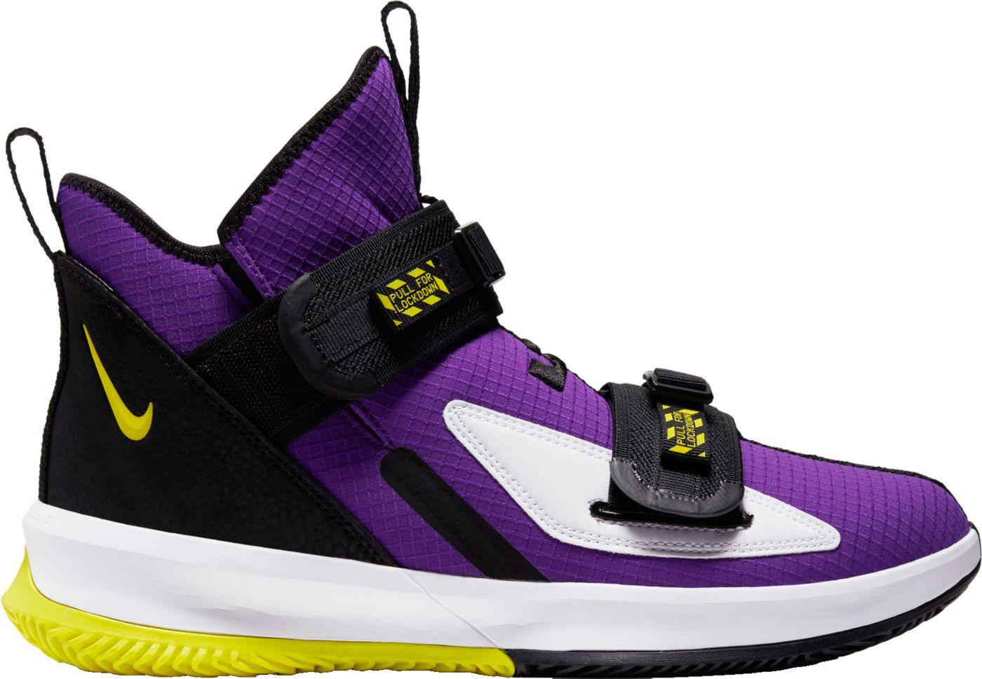 Nike LeBron Soldier 13 SFG Basketball Shoes
