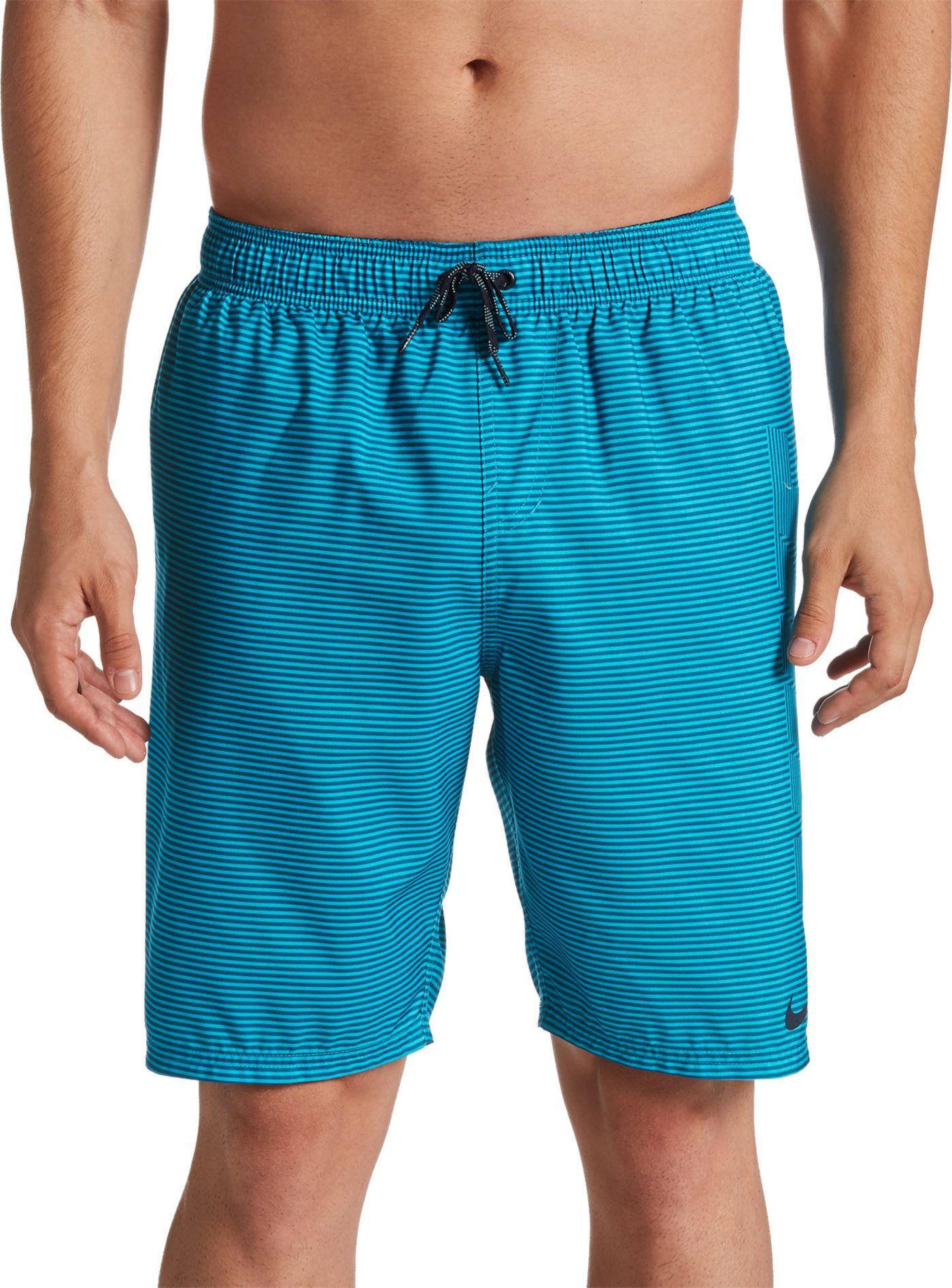 Nike Men's Line Break Breaker Swim Trunks