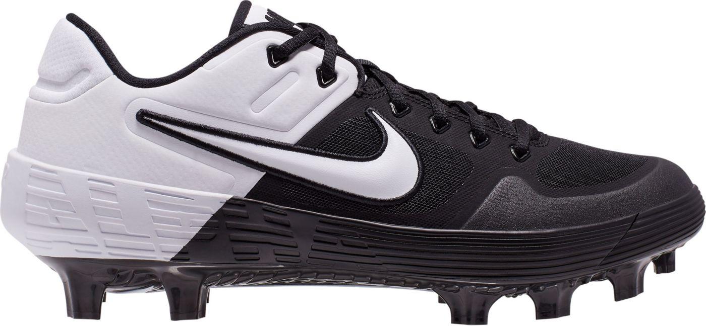 Nike Men's Alpha Huarache Elite 2 MCS Baseball Cleats